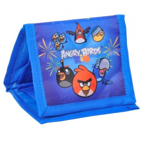 88a942ce59714 Angry Birds Rio Super portfel - Wikmaks