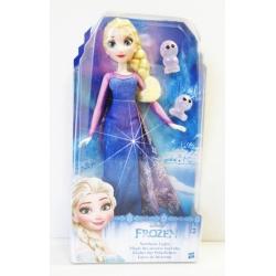Lalka Elsa - Zorza Polarna Kraina Lodu