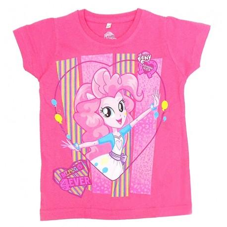 Bluzeczka z krótkim rękawem My Little Pony Equestria Girls